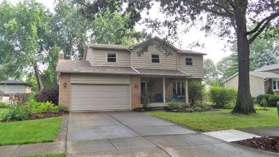 Single Family Home For Sale: 754 Linncrest Drive