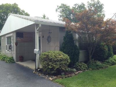 Columbus Single Family Home For Sale: 618 Brookside Drive