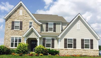 Dublin OH Single Family Home For Sale: $510,000