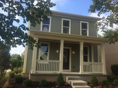 Single Family Home For Sale: 503 E Sycamore Street