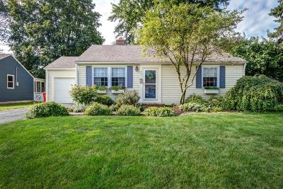 Worthington Single Family Home Contingent Finance And Inspect: 481 Kenbrook Drive