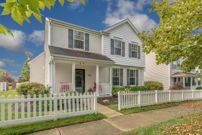 New Albany Single Family Home Sold: 6129 New Albany Road W