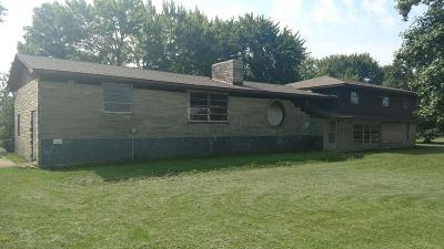 Single Family Home For Sale: 1354 State Route 521