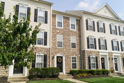 Dublin Condo Contingent Finance And Inspect: 5546 Middle Falls Street