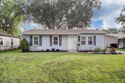 Hilliard Single Family Home For Sale: 3796 Bradford Drive