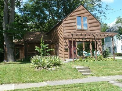 Single Family Home For Sale: 87 Campbell Street