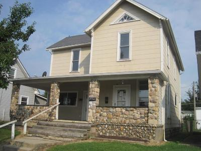 Washington Court House OH Multi Family Home For Sale: $38,900