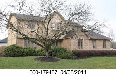Westerville Single Family Home Contingent Finance And Inspect: 5155 Longrifle Road