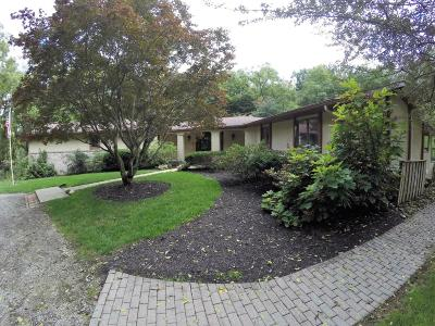 Single Family Home For Sale: 4675 Goose Lane Road