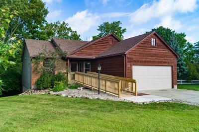 Hilliard Single Family Home For Sale: 5001 Radstock Court