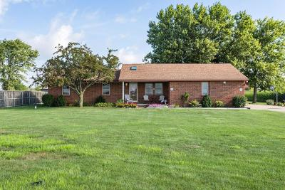 Grove City Single Family Home For Sale: 5154 Beatty Road