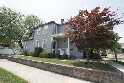 Columbus Single Family Home For Sale: 105 E Gates Street