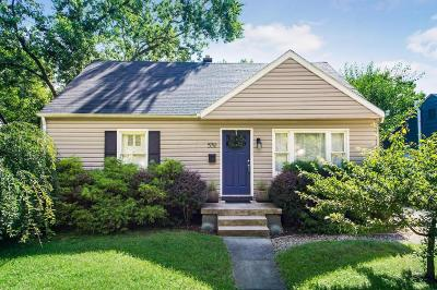 Single Family Home For Sale: 532 Stanbery Avenue