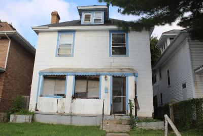 Columbus Single Family Home For Sale: 945 Studer Avenue