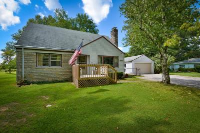 Single Family Home For Sale: 5605 Sinclair Road