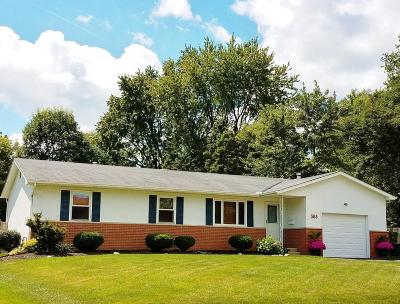 Westerville Single Family Home For Sale: 365 Illinois Avenue