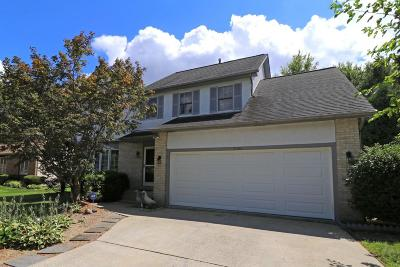 Single Family Home For Sale: 2563 Youngs Grove Road