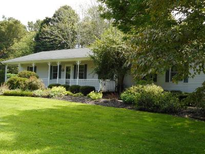 Circleville OH Single Family Home Contingent Finance And Inspect: $209,000