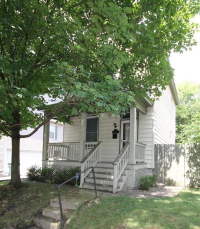 Single Family Home For Sale: 584 Bradley Street