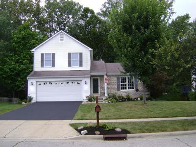 Reynoldsburg Single Family Home For Sale: 1365 Shelby Circle