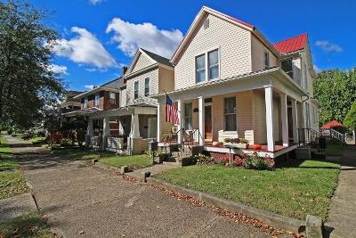 Circleville OH Single Family Home For Sale: $104,900