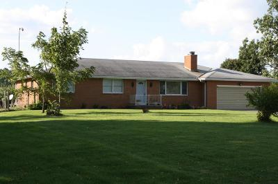 Single Family Home Sold: 17821 Coshocton Road