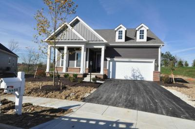 Westerville Single Family Home For Sale: 4455 McAlister Park Drive #Lot 8162