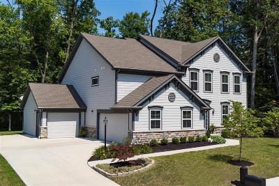 Blacklick Single Family Home Contingent Finance And Inspect: 8190 Clark State Court