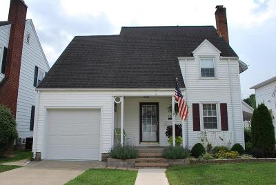 Chillicothe OH Single Family Home Contingent Finance And Inspect: $139,900