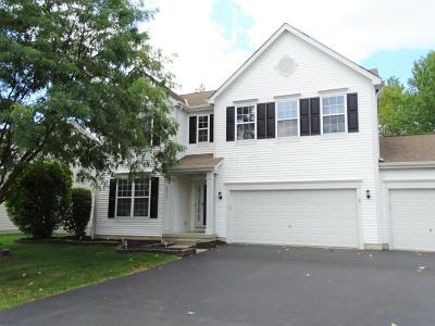 Reynoldsburg Single Family Home For Sale: 8312 Firstgate Drive