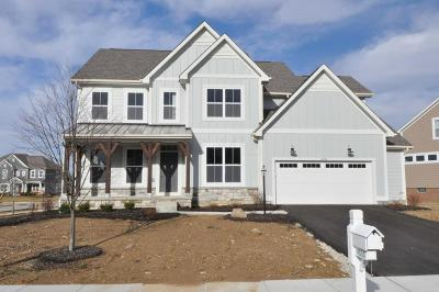 Westerville Single Family Home For Sale: 4535 Royal Birkdale Drive #Lot 7826