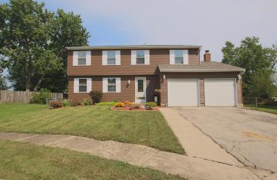 Single Family Home For Sale: 1280 Hathersage Place