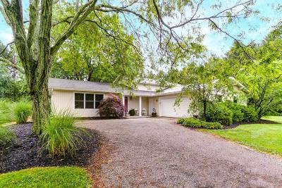 Lewis Center Single Family Home Closed: 2685 Greentree Court