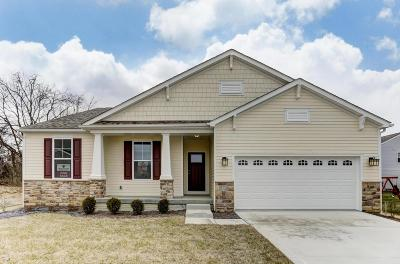 Single Family Home For Sale: 7520 Gundy Drive