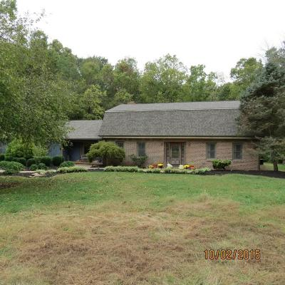 Ashville Single Family Home For Sale: 18129 Winchester Road