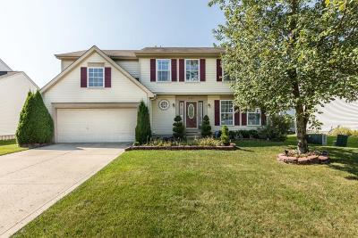 Reynoldsburg Single Family Home Contingent Finance And Inspect: 8465 Reynoldswood Drive