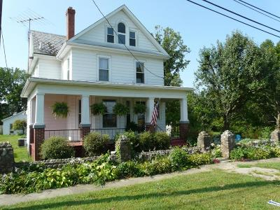 Single Family Home For Sale: 357 W Main Street