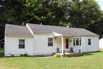 Chillicothe OH Single Family Home Contingent Finance And Inspect: $59,000