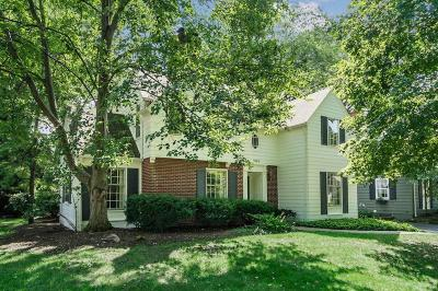 Upper Arlington Single Family Home Contingent Finance And Inspect: 2652 Berwyn Road