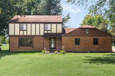 Single Family Home For Sale: 8633 Concord Road