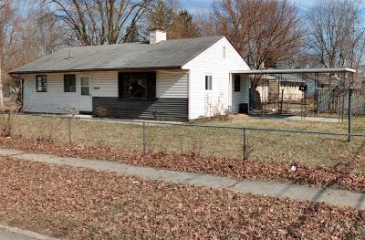 Columbus OH Single Family Home For Sale: $12,600