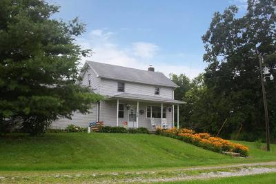 Baltimore Single Family Home Contingent Finance And Inspect: 535 Bickel Church Road NE