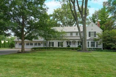 Upper Arlington Single Family Home Contingent Finance And Inspect: 2359 Canterbury Road