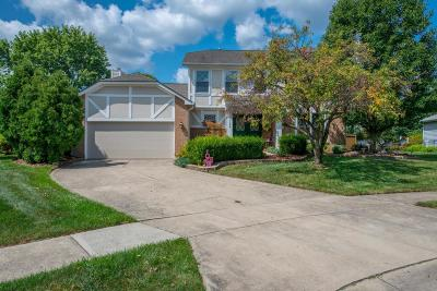 Reynoldsburg Single Family Home Contingent Finance And Inspect: 1139 Swanson Court