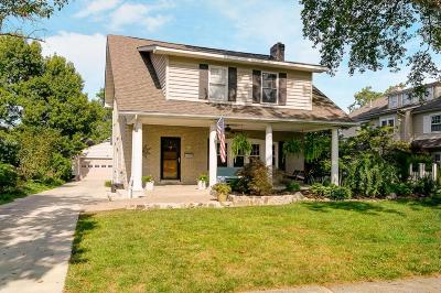 Single Family Home For Sale: 1825 Coventry Road