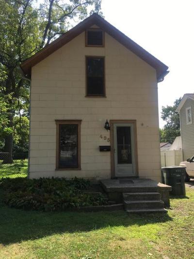Single Family Home For Sale: 495 E Lincoln Avenue