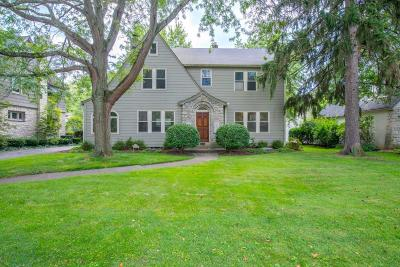 Upper Arlington Single Family Home For Sale: 2399 Kensington Drive