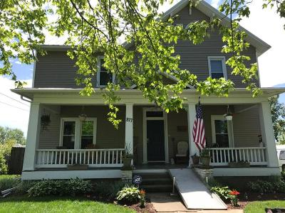 Etna Single Family Home Contingent Finance And Inspect: 877 Pike Street SW