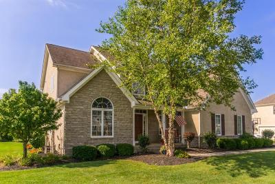 Powell Single Family Home For Sale: 4442 Hunters Bend
