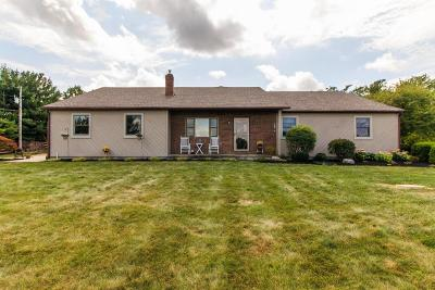 Johnstown Single Family Home Contingent Finance And Inspect: 11981 Green Chapel Road NW